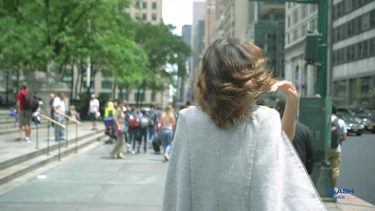 Slash Hair: On-the- Go haircare