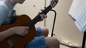 'Memories' gespeeld door Lucas