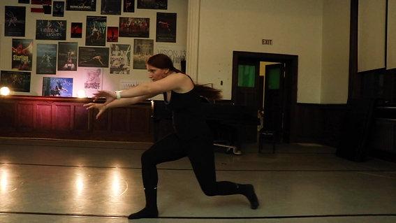 Mikaila's Choreography