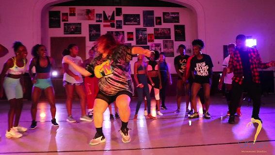 Yesenia's Choreography