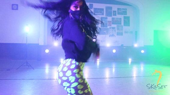 Tiff's Choreography