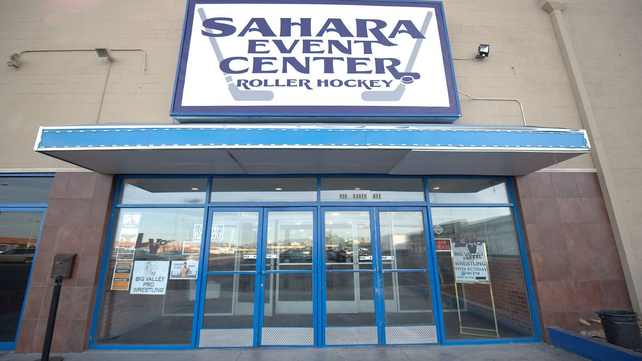Sahara Events Center