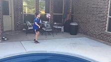 United States Soccer Prospects Valentina Barnett