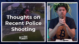Thoughts on Recent Police Shooting