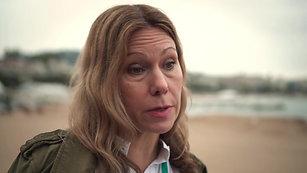 Anna Croneman, Edinburgh TV Festival 2018