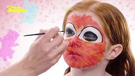 Muppet Babies Animal Face Painting Tutorial