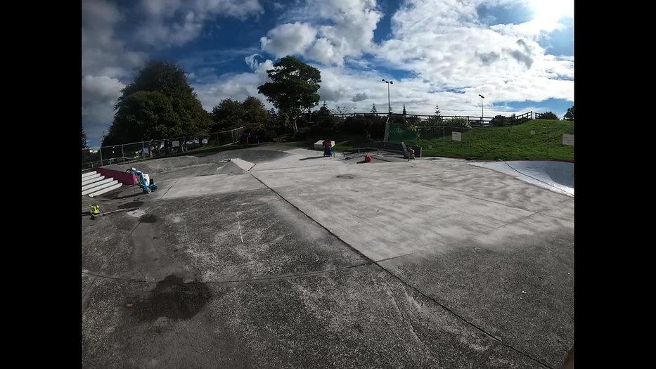 eastskateclub - our journey so far... Auckland Skate area advocate Lloyd Elsmore Skatepark