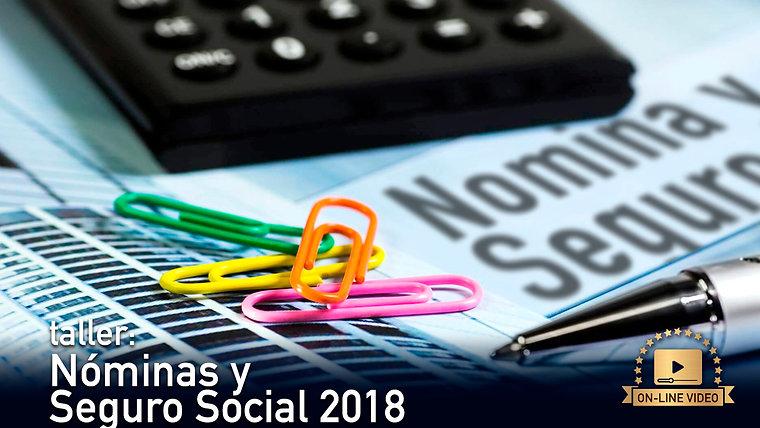 Nomina y Seguro Social 2018