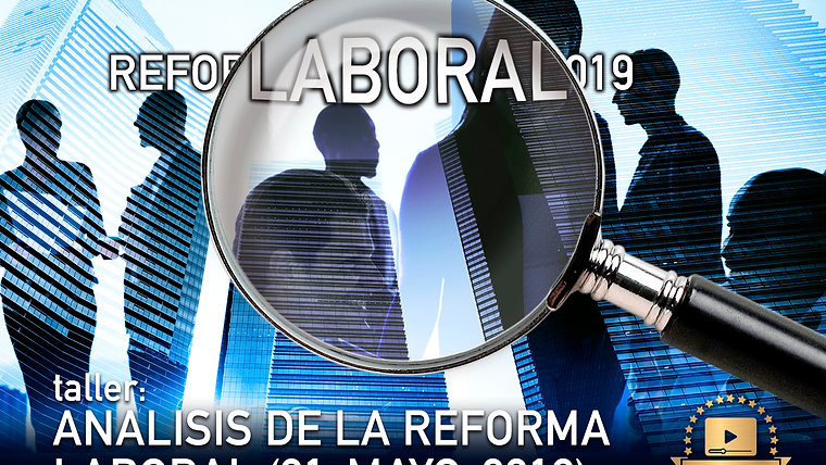 Canal Reforma Laboral 2019