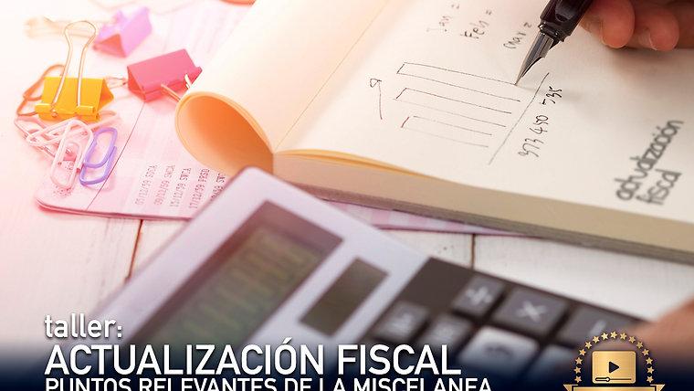 Canal Actualización Fiscal