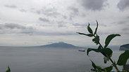 Mount Vesuvius view from Sorrento 12