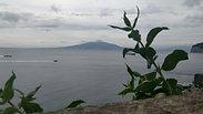 Mount Vesuvius view from Sorrento 14