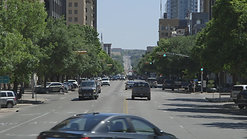 Austin Texas Streets moving by Calibrate Films