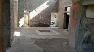 Pompeii houses interior 01