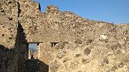 Pompeii Large House of Faun Ruins 04