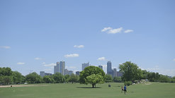 Austin Texas Park and Skyline by Calibrate Films