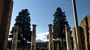 Pompeii Large House of Faun Ruins 01
