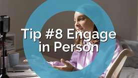 Teens and Social Media-Parenting Tip #8 Engage in Person