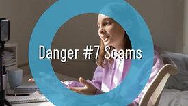 Teens and Social Media-Danger #7 Scams