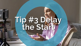 Teens and Social Media-Parenting Tip #3 Delay the Start