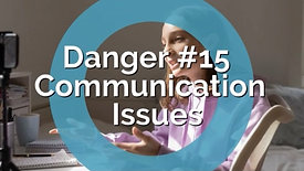 Teens and Social Media-Danger #15 Communication Issues