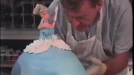 Barbie Girl Princess Cake