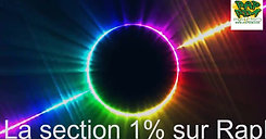 La section 1% continue
