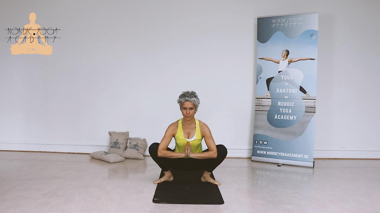 Yoga på 15 minuter!