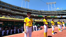 Oakland A's Highlight