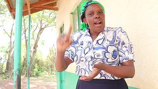 Bertha from Asembo Bay Women for Development