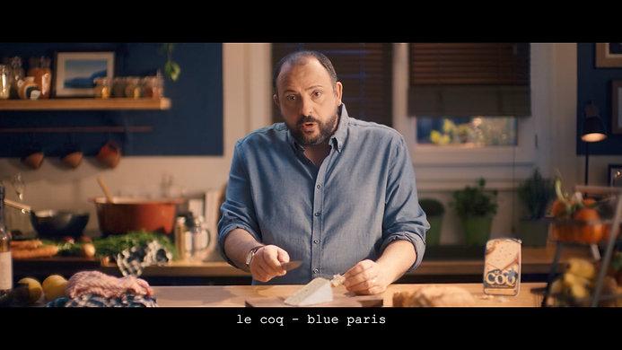 Le Coq - Blue Paris