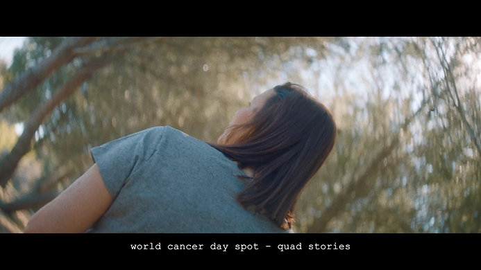 World Cancer Day Spot