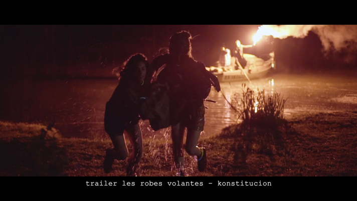 les robes volantes - trailer