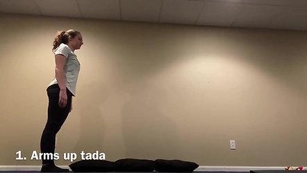 Forward Roll Lesson