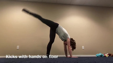 Cartwheel Lesson