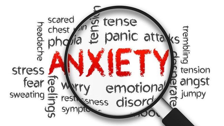 Crushing Anxiety