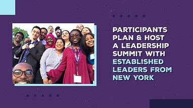 Leadership Camp for High School Girls
