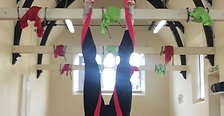 Tracy Dixon Aerial  Classes Kendal at The Kirkland Centre