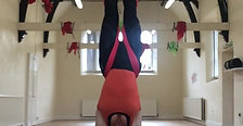 Tracy Dixon Aerial  Flips and Tricks Workshops Kendal