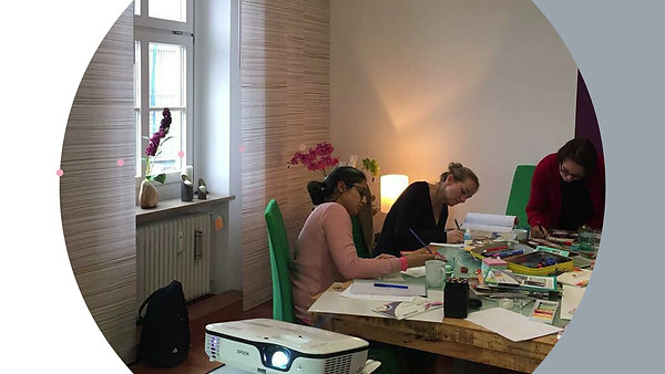 Vision Board Workshop in Munich