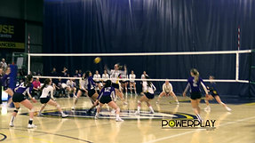 Lexi Pollard digs deep for Lancers