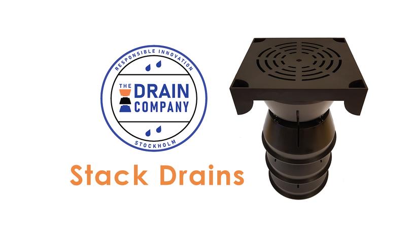 TDCS Stack Drains