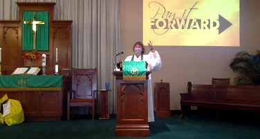 "Sermon: ""Paying It Forward"""