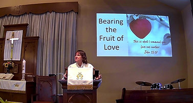 Message || Love Bearers - John 15:12-17