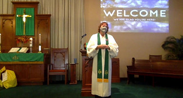 Welcome & Opening Prayer