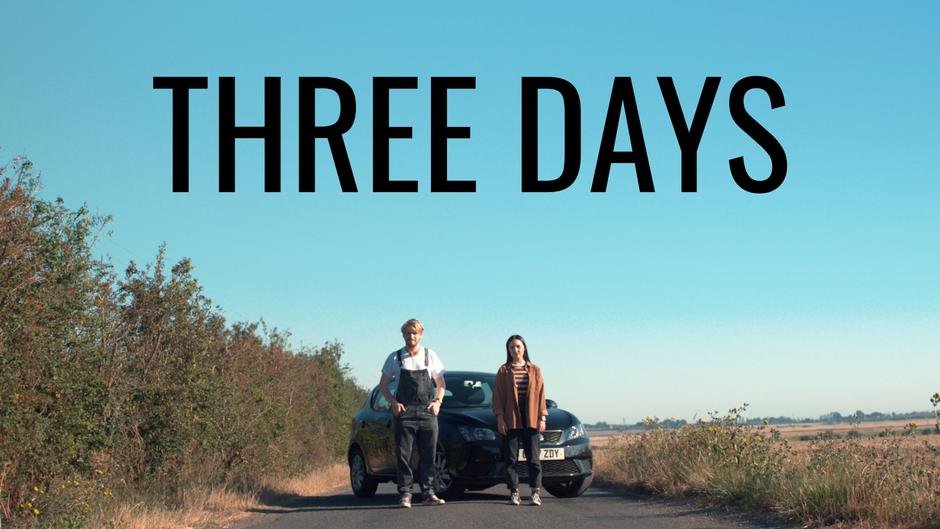 Three Days Trailer