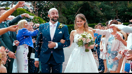 Mr and Mrs Sims Wedding Video
