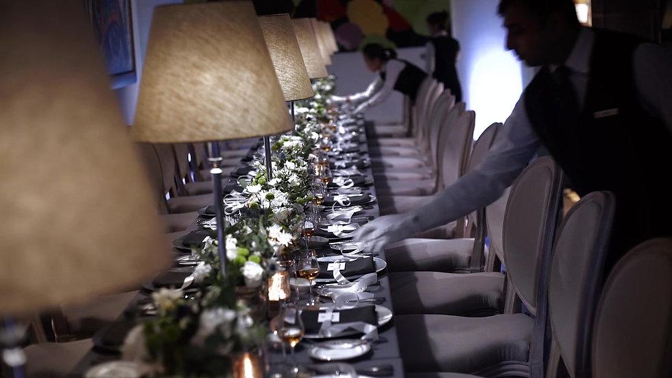Royal Salute | White Ribbon Dinner