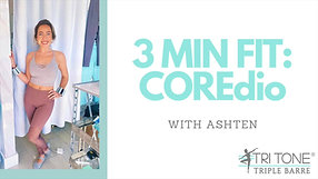 3 Min Fit: COREdio 5