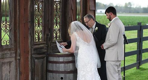 Boudreaux Wedding